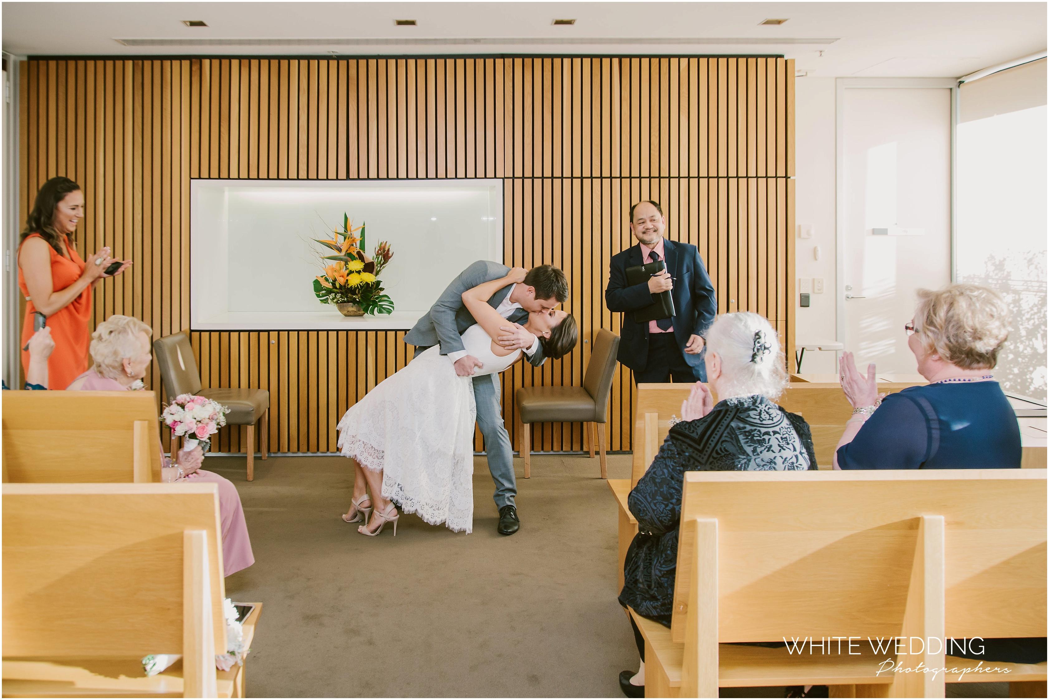 Parramatta Registry Office Elopment Wedding Photographer