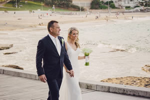 Emma and Steve - Cronulla Wedding