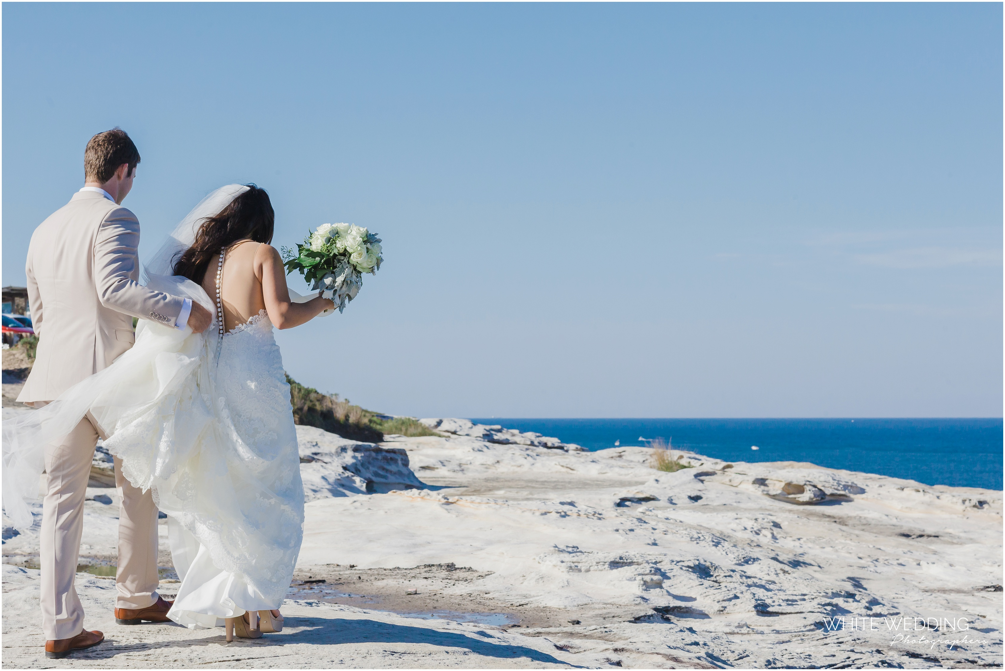 Wanda Surf Life Saving Club Cronulla Wedding Photographer | White ...