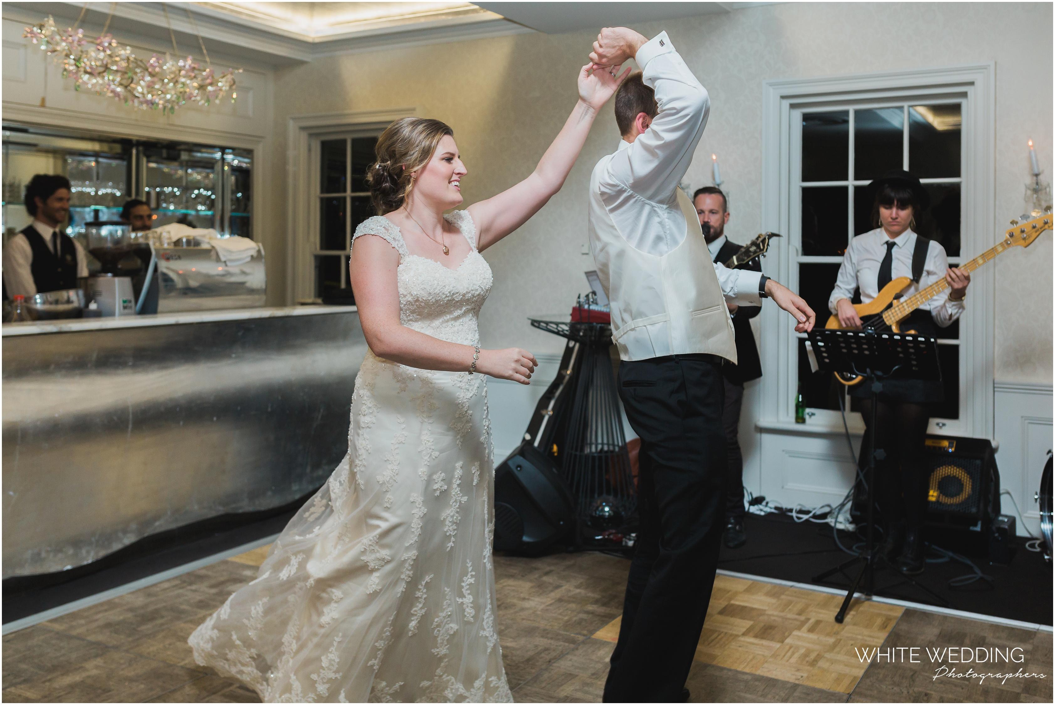 Maggie dunbar wedding