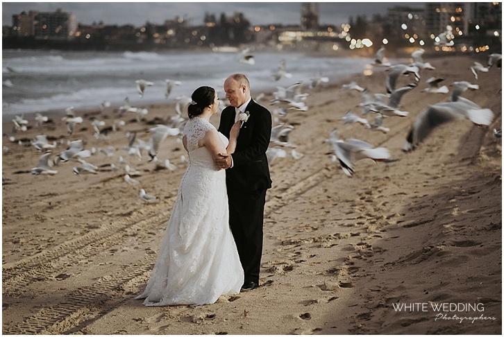 Cronulla restaurant wedding